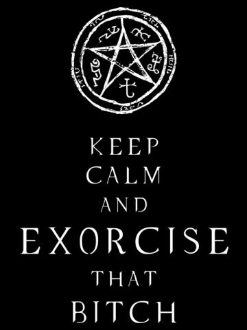 Keep Calm - Supernatural