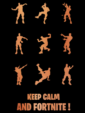 Keep calm and Fortnite!