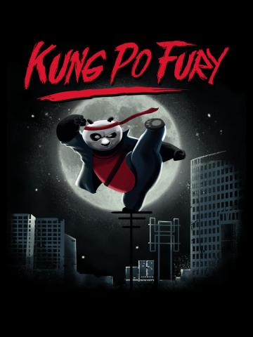 Kung Po Fury