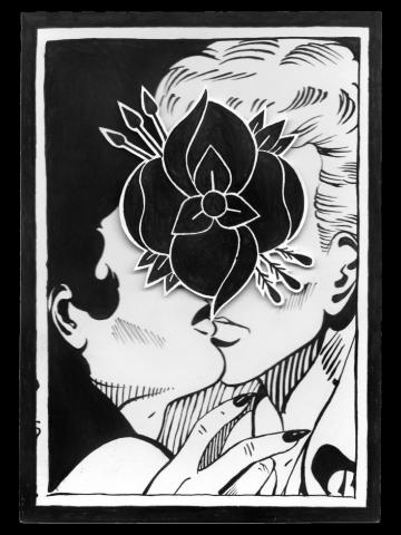 La Dispute // The Kiss