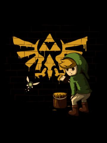 Link & Banksy
