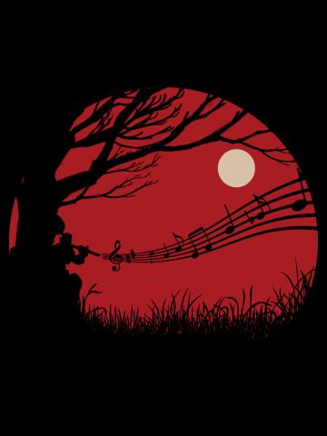 Lonely samurai