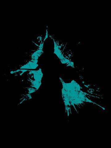 Lord's Blade Splatter