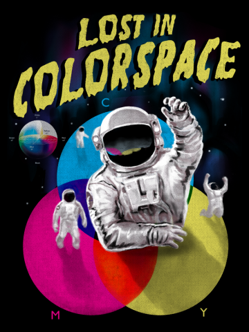 Lost in Colorspace