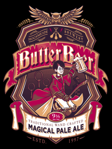 Magical Pale ale