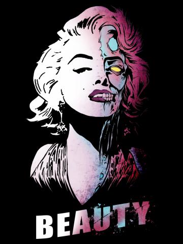 Marilyn Monroe Undead