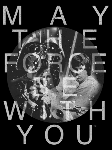 May The Force Be With You ALT-0