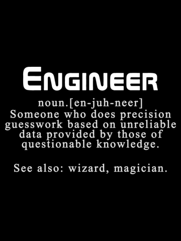"Meaning of the word ""engineer"""