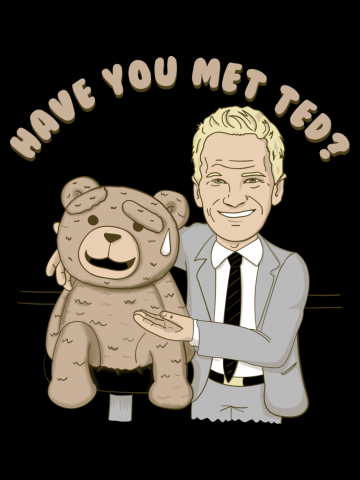 Meet Ted - How I meet your mother