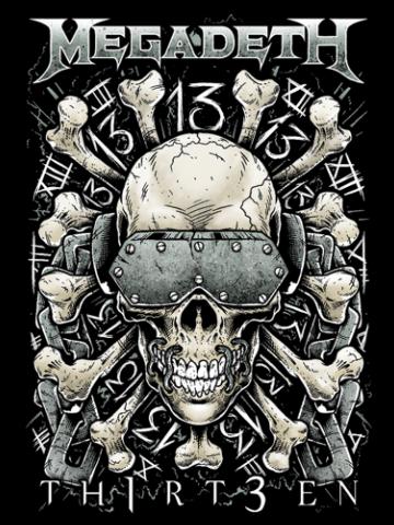 Megadeth 13