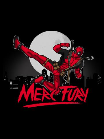 Merc Fury