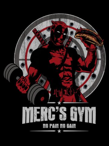 MercÃÂs Gym