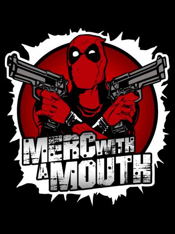 Merc with guns