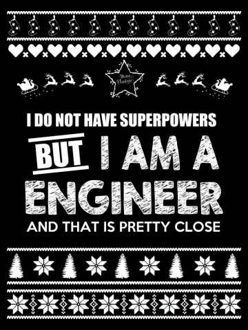 Merry Christmas Engineer