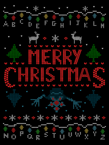 Merry Christmas from the Upside Down! #2