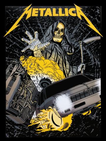 Metallica - Crash