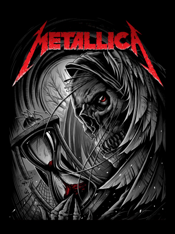Metallica - Death keeper