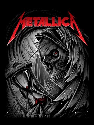 Metallica - Death keeper