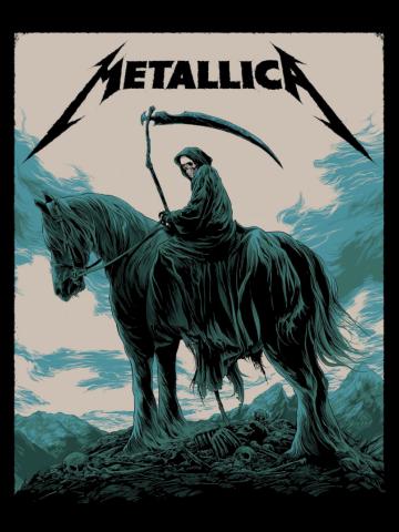 Metallica - Death rider