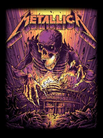 Metallica - Monster