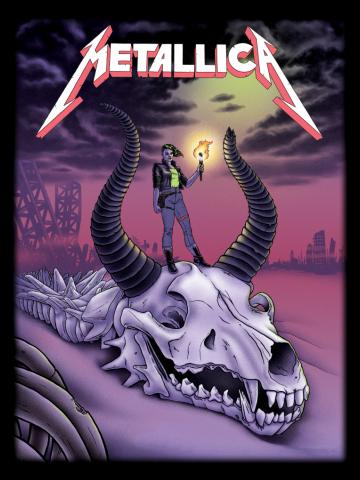 Metallica - New light