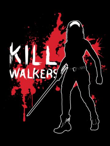 Michonne kill walkers - The walking dead