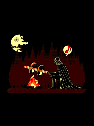 Midnight snack - Star Wars