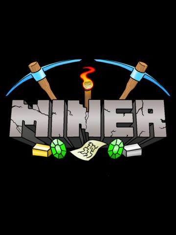 Minecraft Miner Shirt v.2