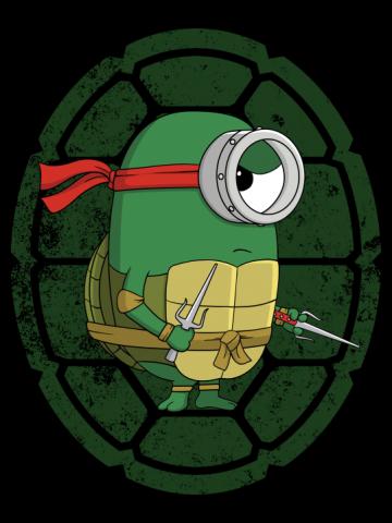 Minion Raphael