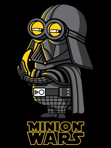 Minion Wars
