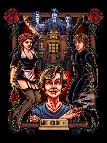 Murder House Poster