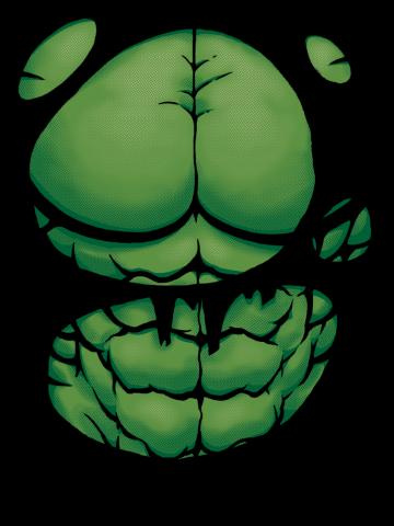 Muschi - Hulk