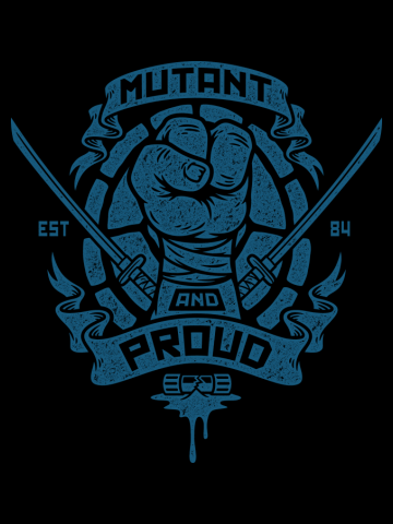 Mutant and Proud (Leo)