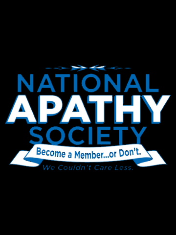 National Apathy Society