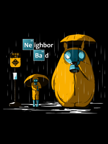 Neighbour bad