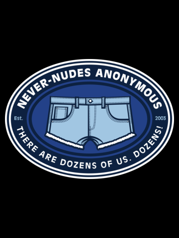 Never-Nudes Anonymous