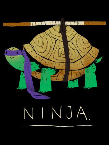 Ninja - purple