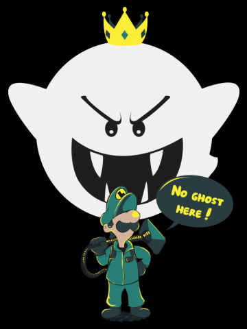 No Ghost Here