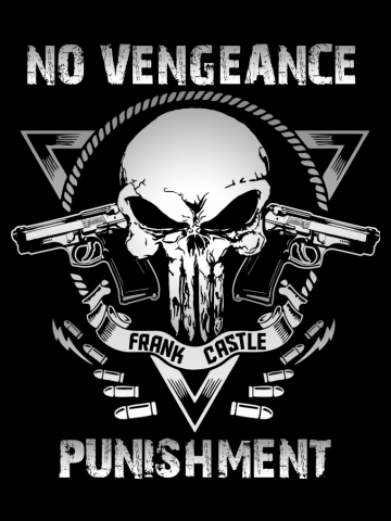 No Vengeance, Punishment