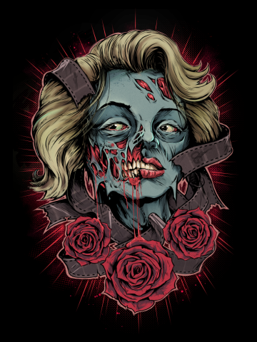 Norma Jeane Zombie