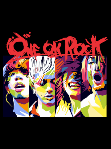 One Ok Rock !