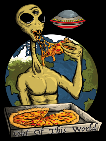 Out of This World Pizza