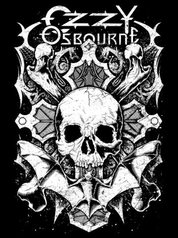 Ozzy Osbourne - Skulls