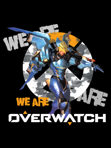 Pharah, We are Overwatch