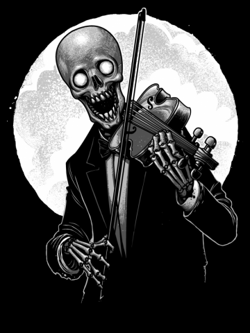 Play the song of death