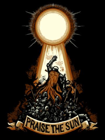 Praise The Sun ALT-1