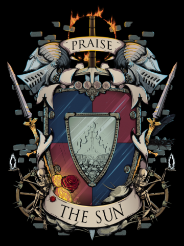 Praise the sun - Dark Souls