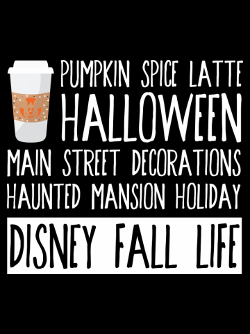 Pumpkin Spice Fall Life