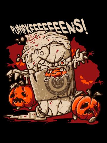 Pumpkin Spice Zombies