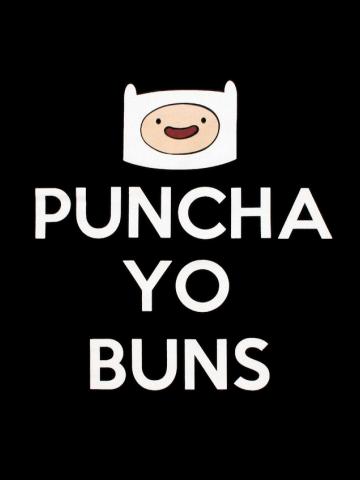 Puncha yo Buns - Adventure Time